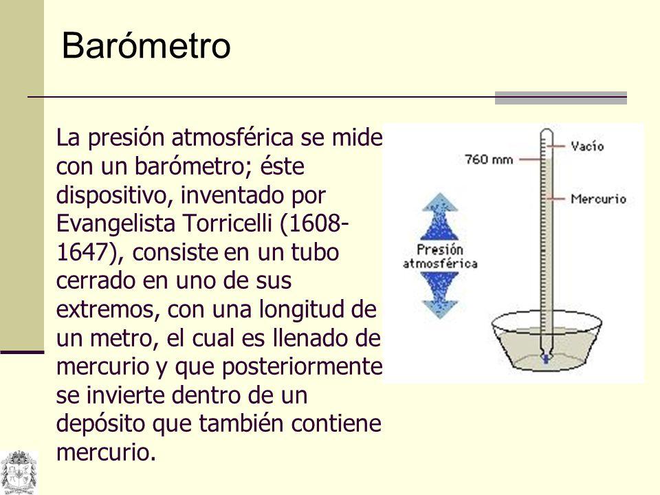 Barómetro
