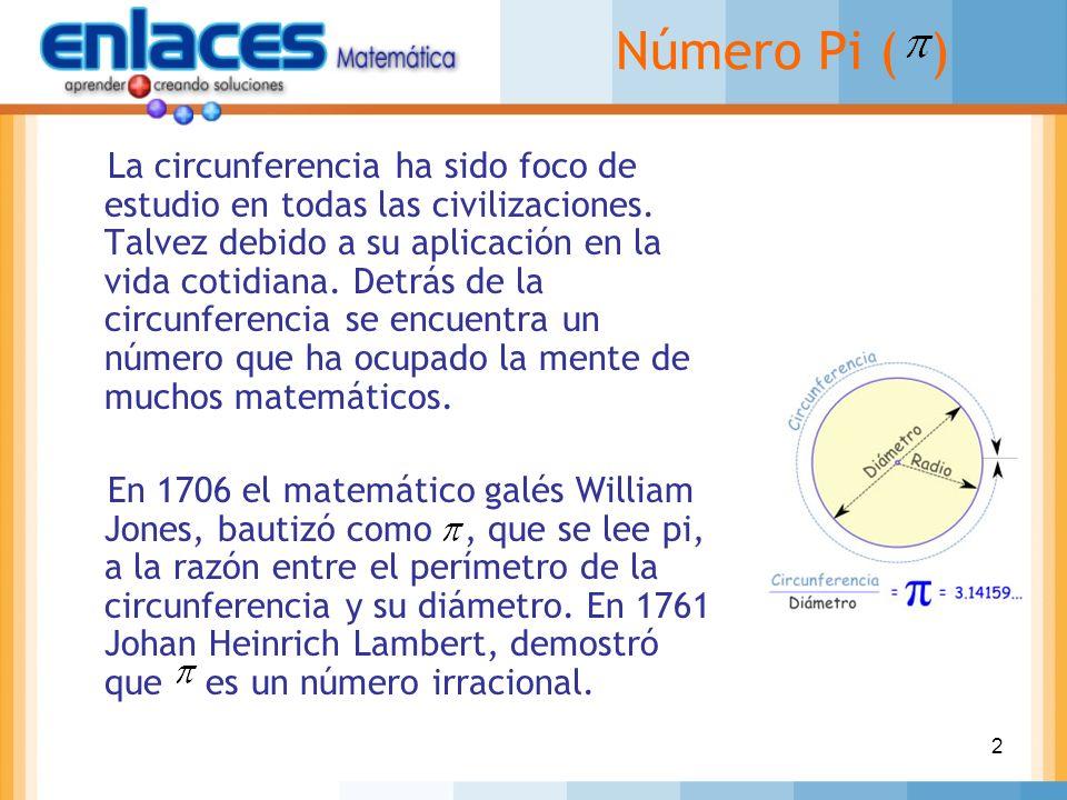 Número Pi ( )