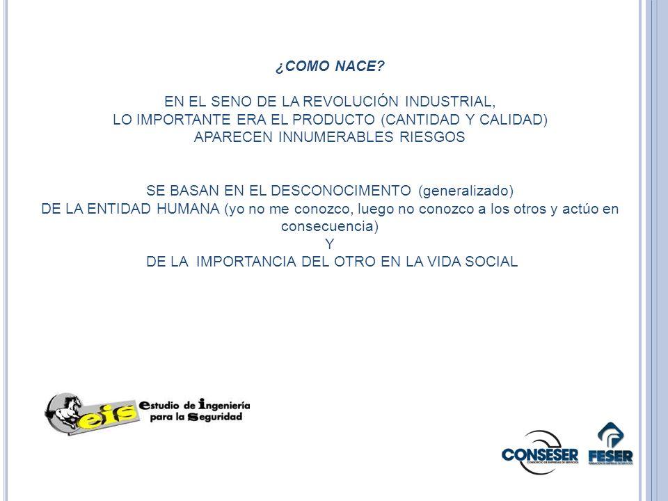 EN EL SENO DE LA REVOLUCIÓN INDUSTRIAL,
