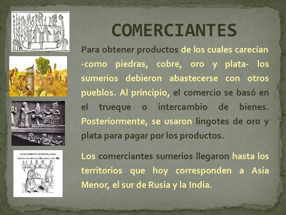 COMERCIANTES