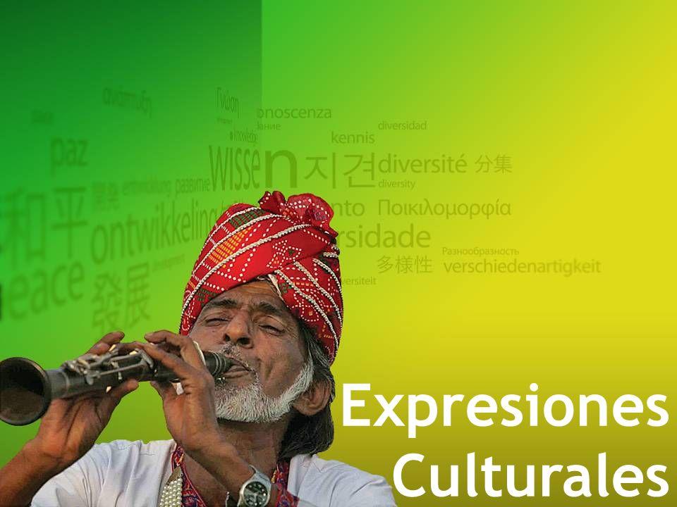 Expresiones Culturales