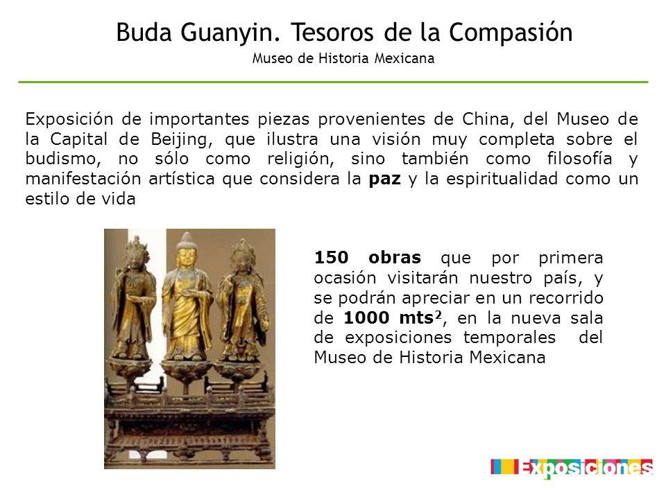 Buda Guanyin. Tesoros de la Compasión