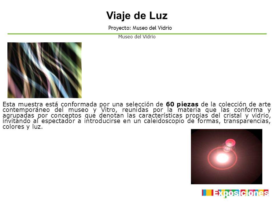 Proyecto: Museo del Vidrio