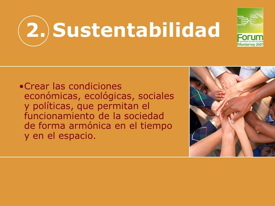 2. Sustentabilidad