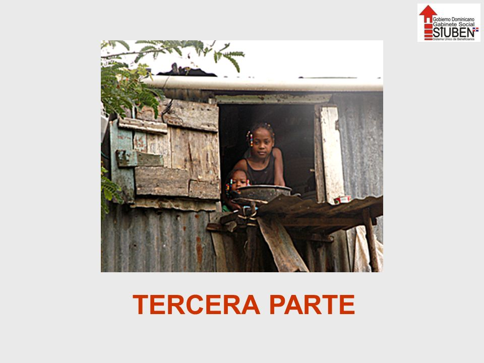 TERCERA PARTE