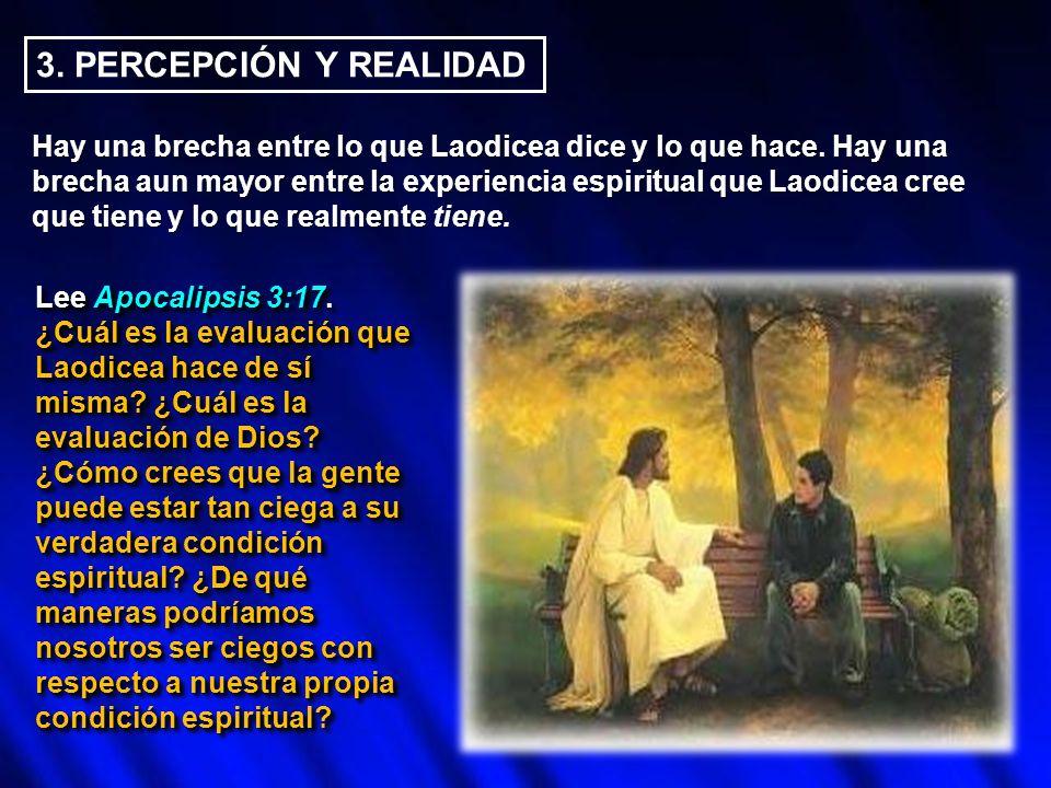 3. PERCEPCIÓN Y REALIDAD