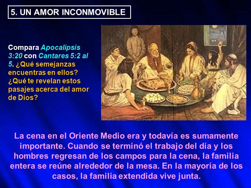 5. UN AMOR INCONMOVIBLE