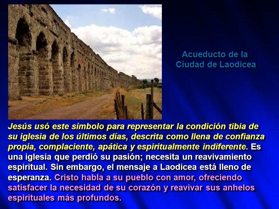 Acueducto de la Ciudad de Laodicea.