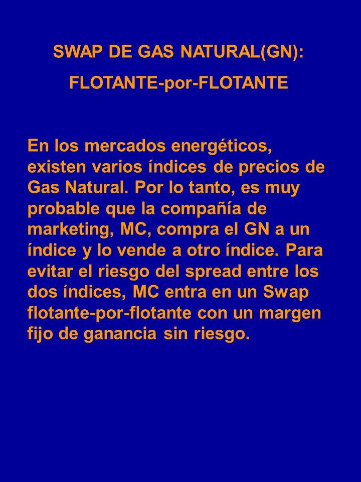 SWAP DE GAS NATURAL(GN): FLOTANTE-por-FLOTANTE