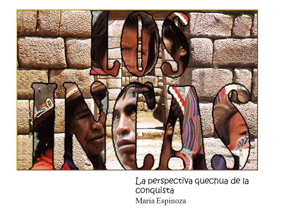 La perspectiva quechua de la