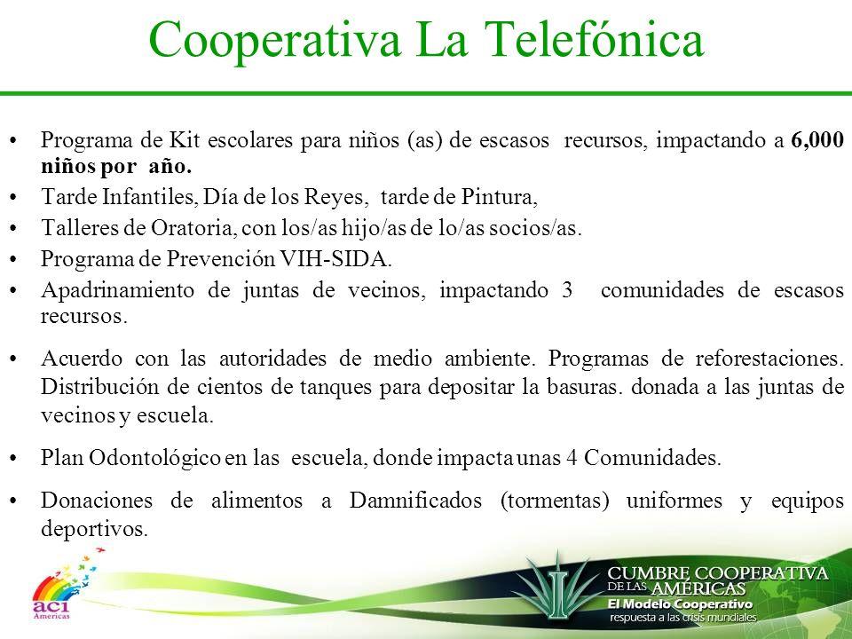 Cooperativa La Telefónica