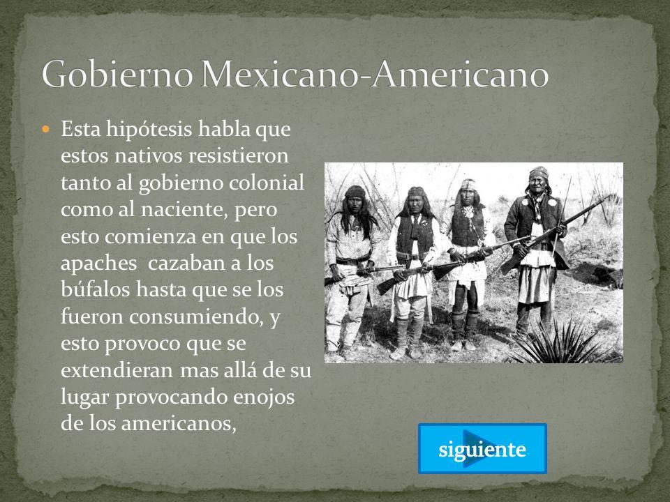 Gobierno Mexicano-Americano