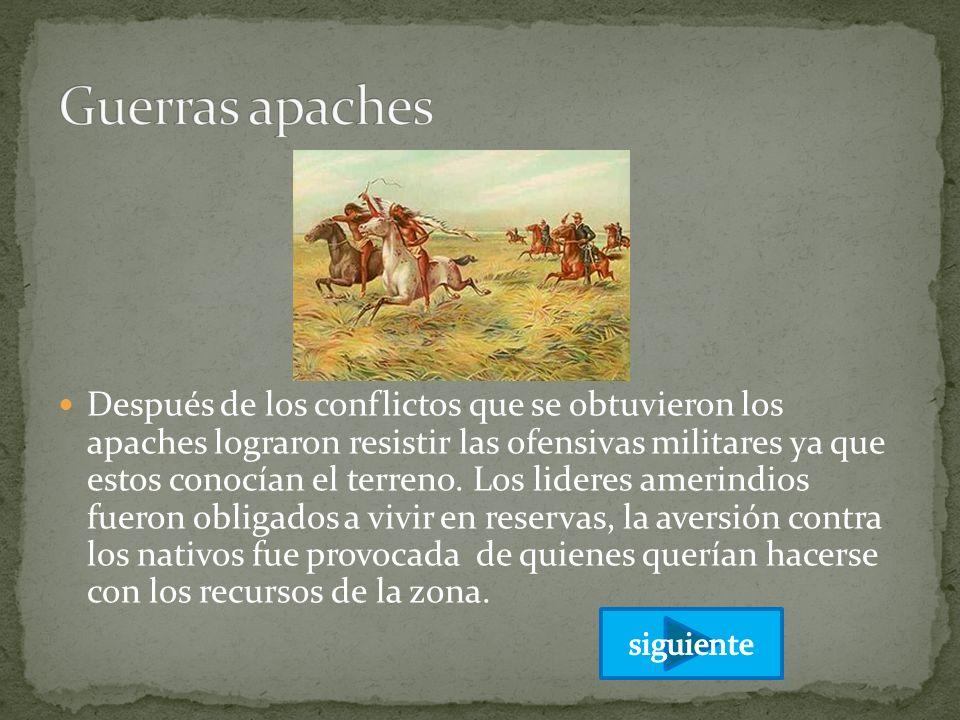 Guerras apaches