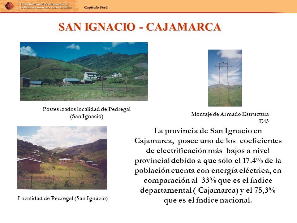 SAN IGNACIO - CAJAMARCA