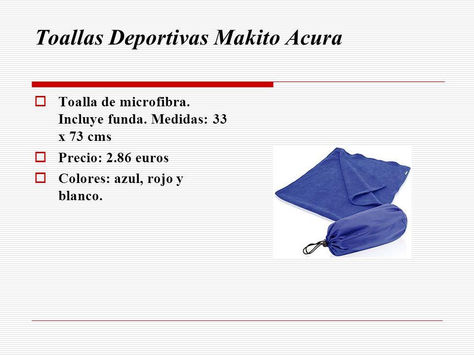 Toallas Deportivas Makito Acura