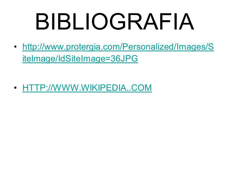 BIBLIOGRAFIA http://www.protergia.com/Personalized/Images/SiteImage/IdSiteImage=36JPG.