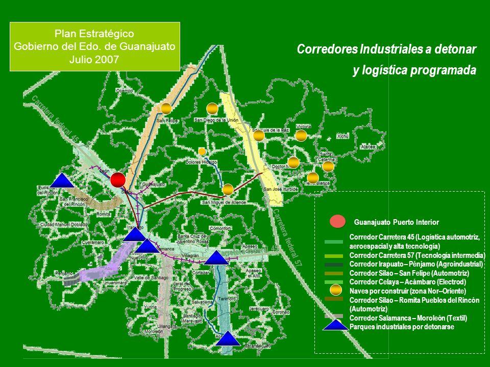 Gobierno del Edo. de Guanajuato