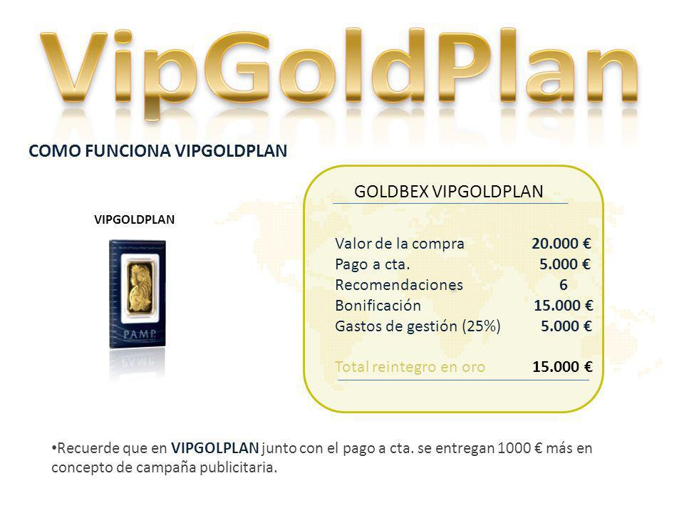 COMO FUNCIONA VIPGOLDPLAN