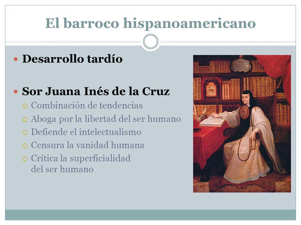 El barroco hispanoamericano
