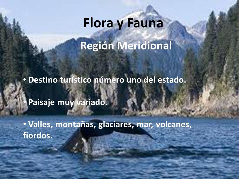 Flora y Fauna Región Meridional
