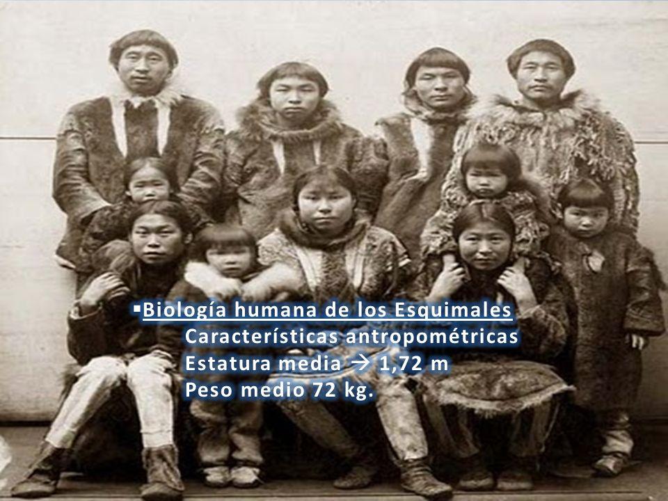 Biología humana de los Esquimales
