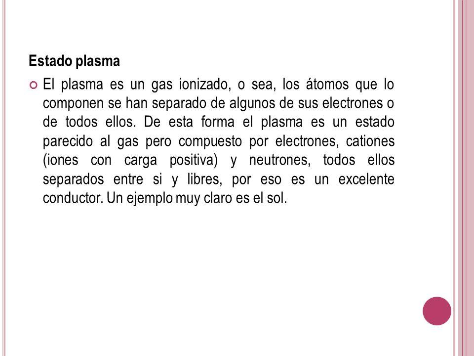 Estado plasma