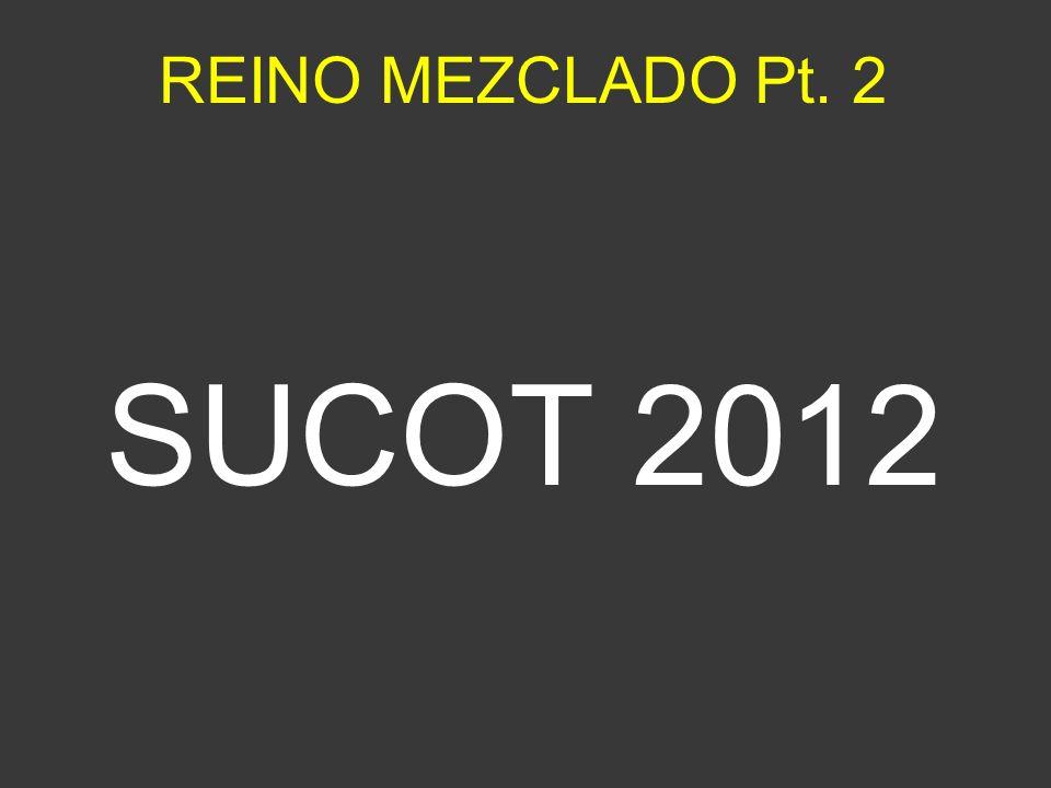 REINO MEZCLADO Pt. 2 SUCOT 2012
