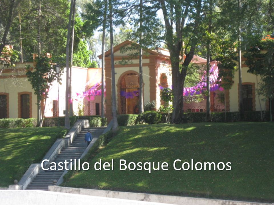 Castillo del Bosque Colomos