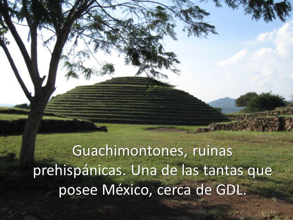 Guachimontones, ruinas prehispánicas