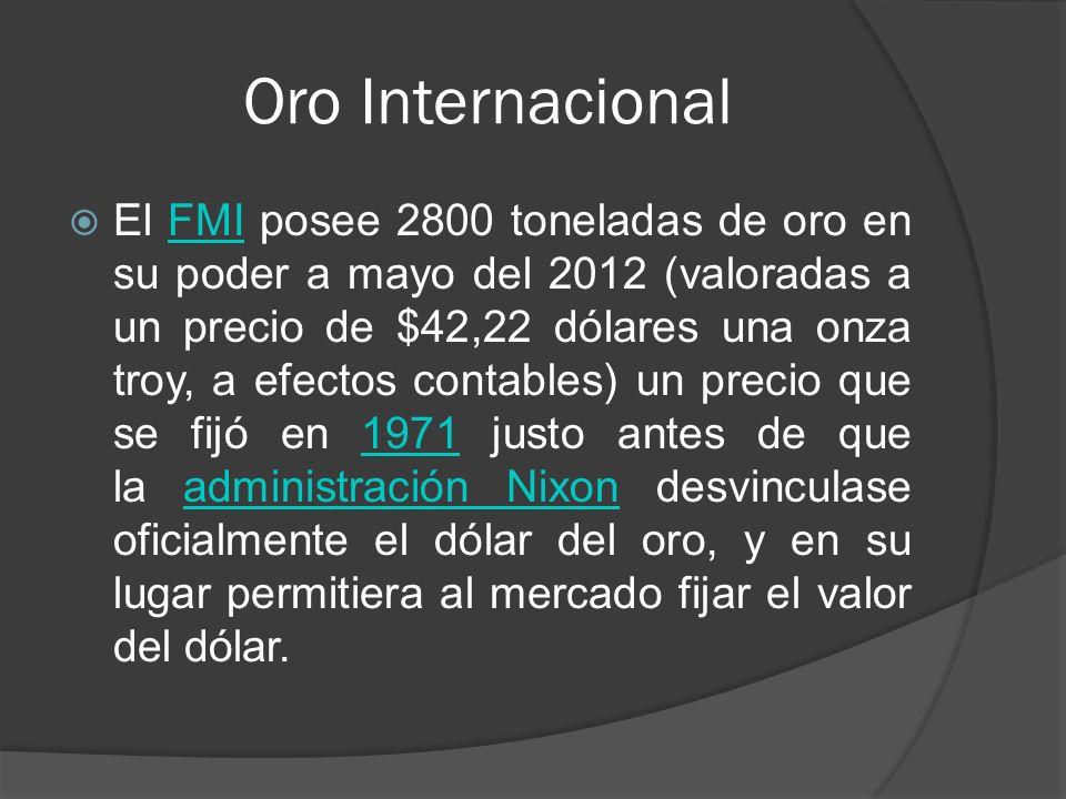 Oro Internacional