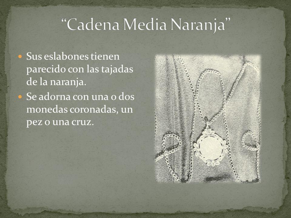 Cadena Media Naranja