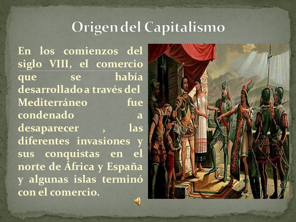 Origen del Capitalismo