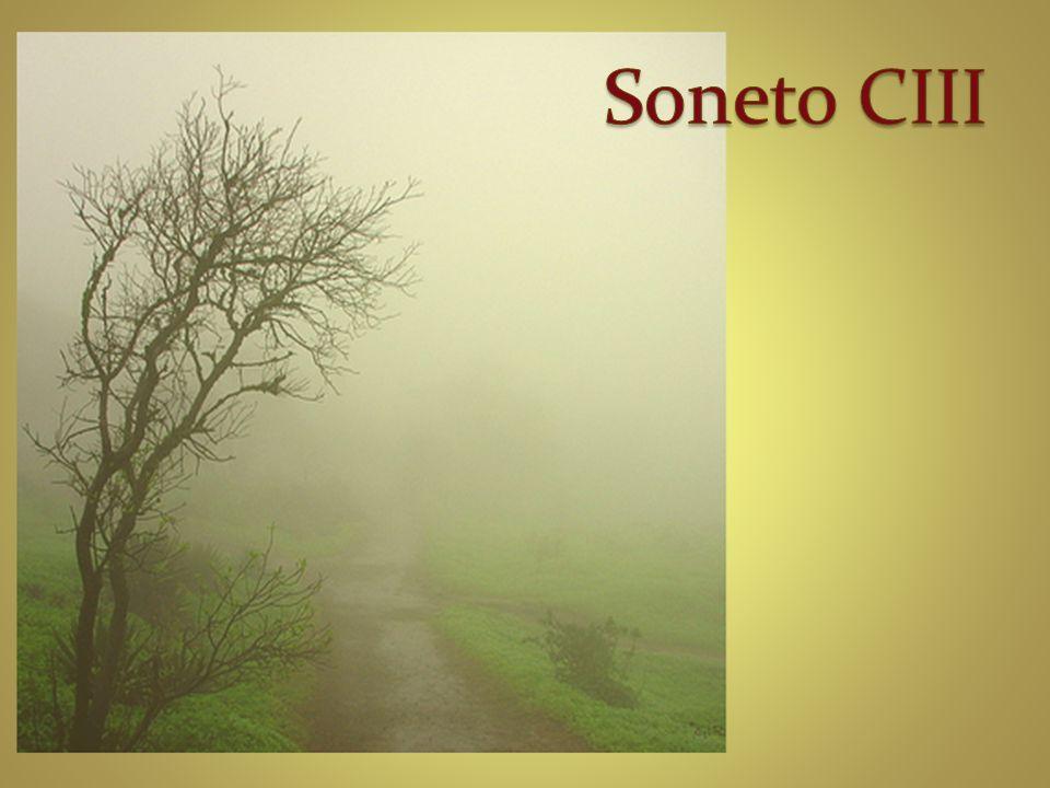 Soneto CIII