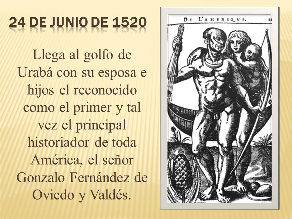 24 de junio de 1520