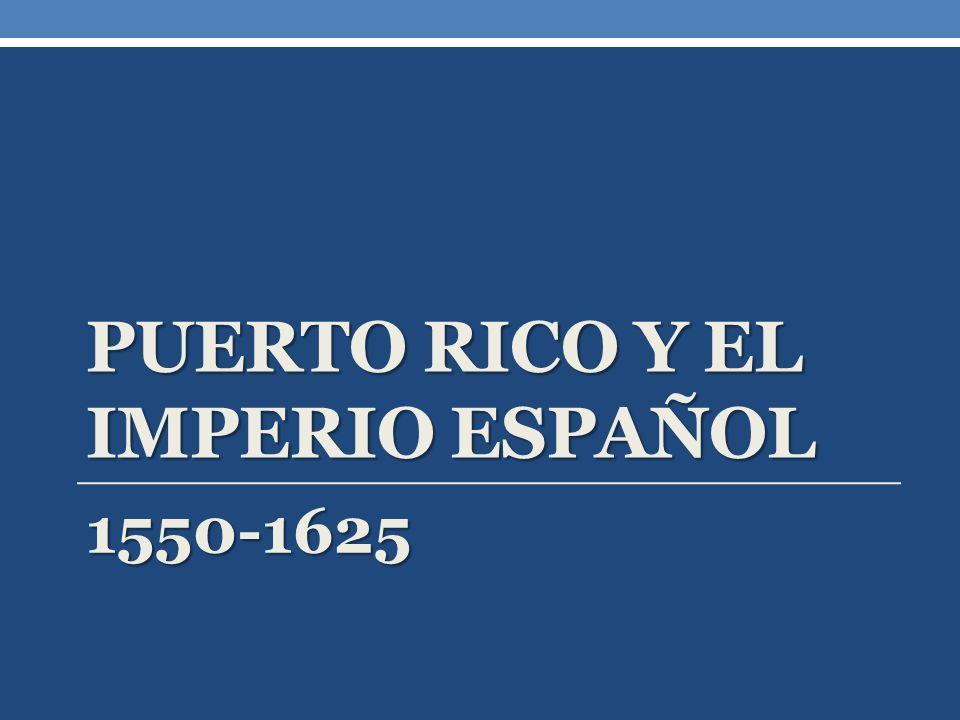 Puerto rico y el imperio español