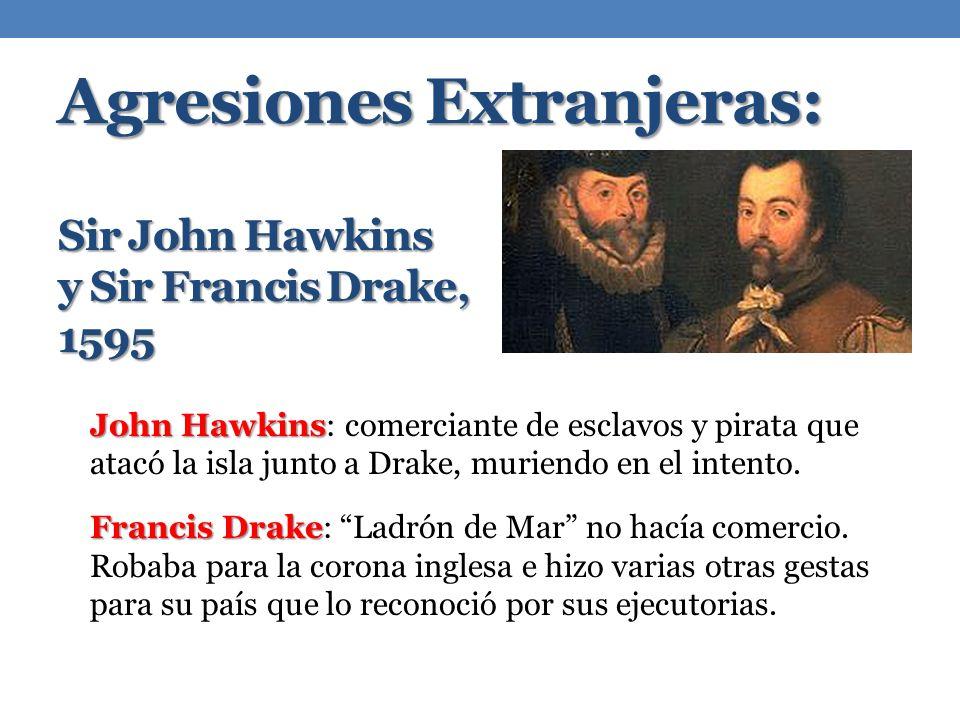 Agresiones Extranjeras: