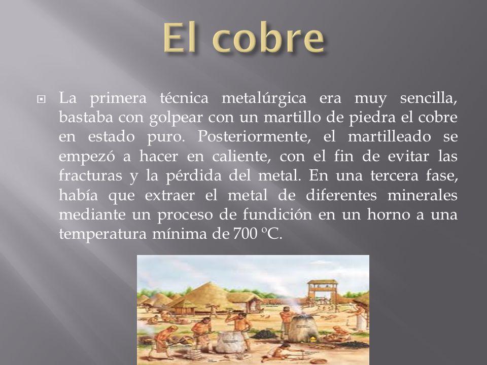 El cobre