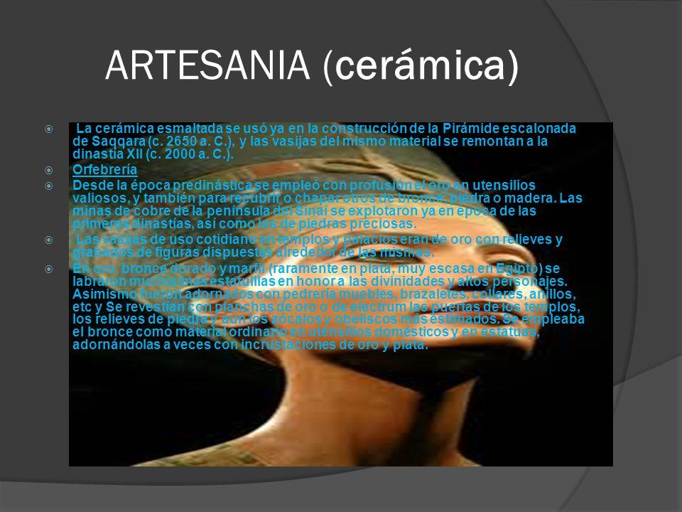 ARTESANIA (cerámica)