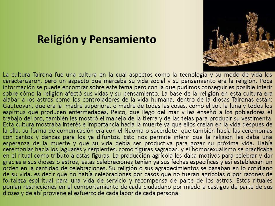 Religión y Pensamiento