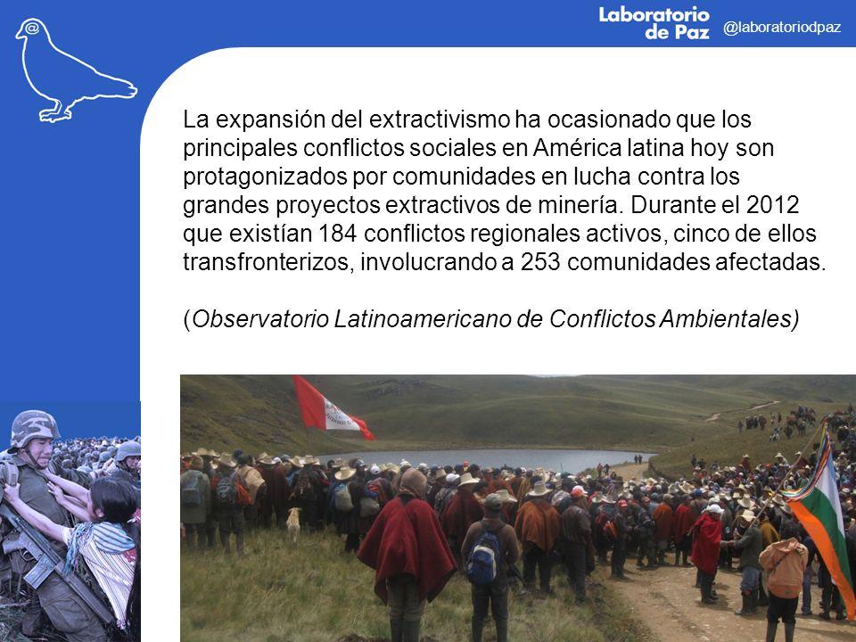 (Observatorio Latinoamericano de Conflictos Ambientales)