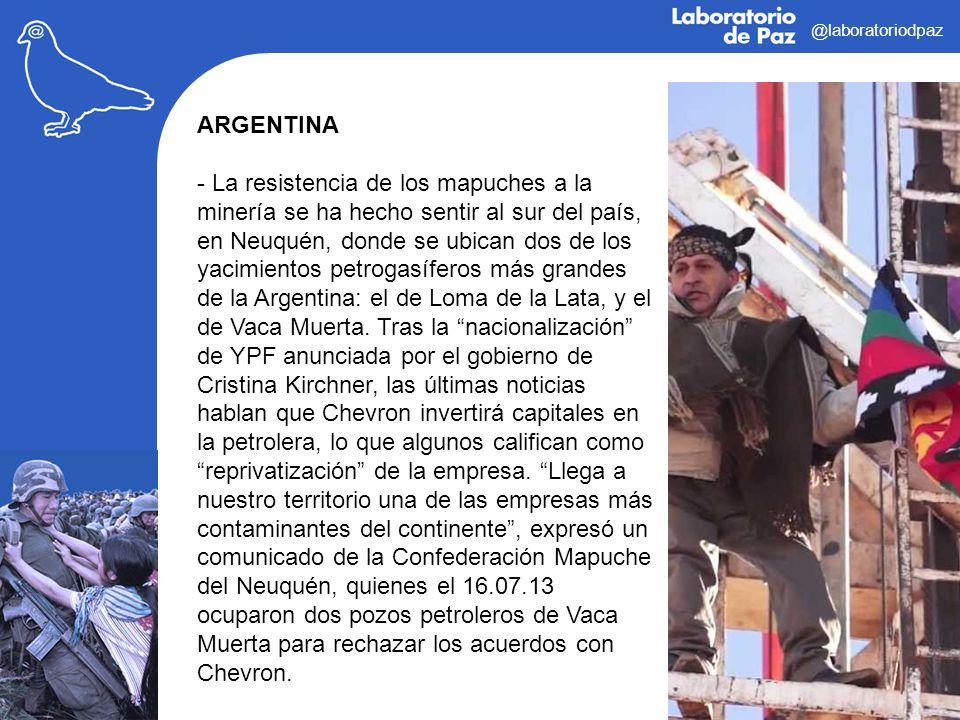 @laboratoriodpaz ARGENTINA.