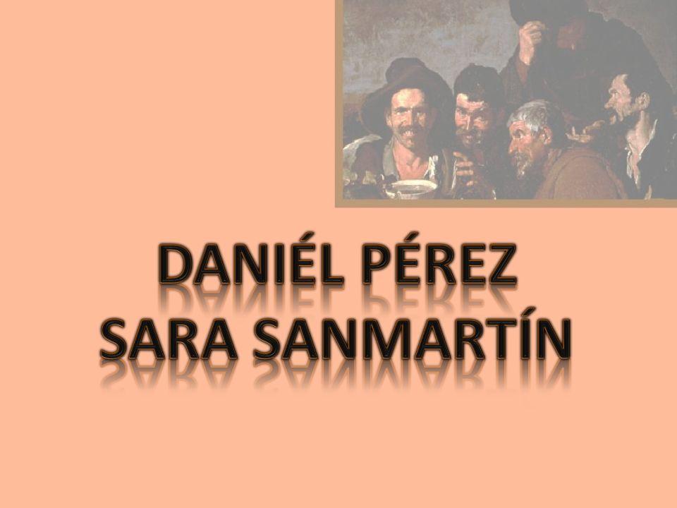 DANIÉL PÉREZ SARA SANMARTÍN