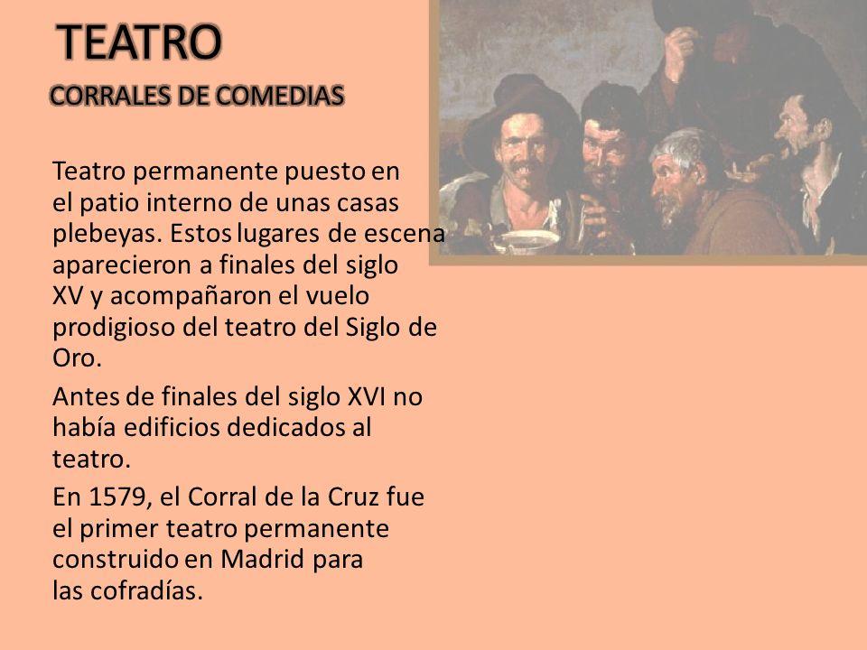 TEATRO CORRALES DE COMEDIAS