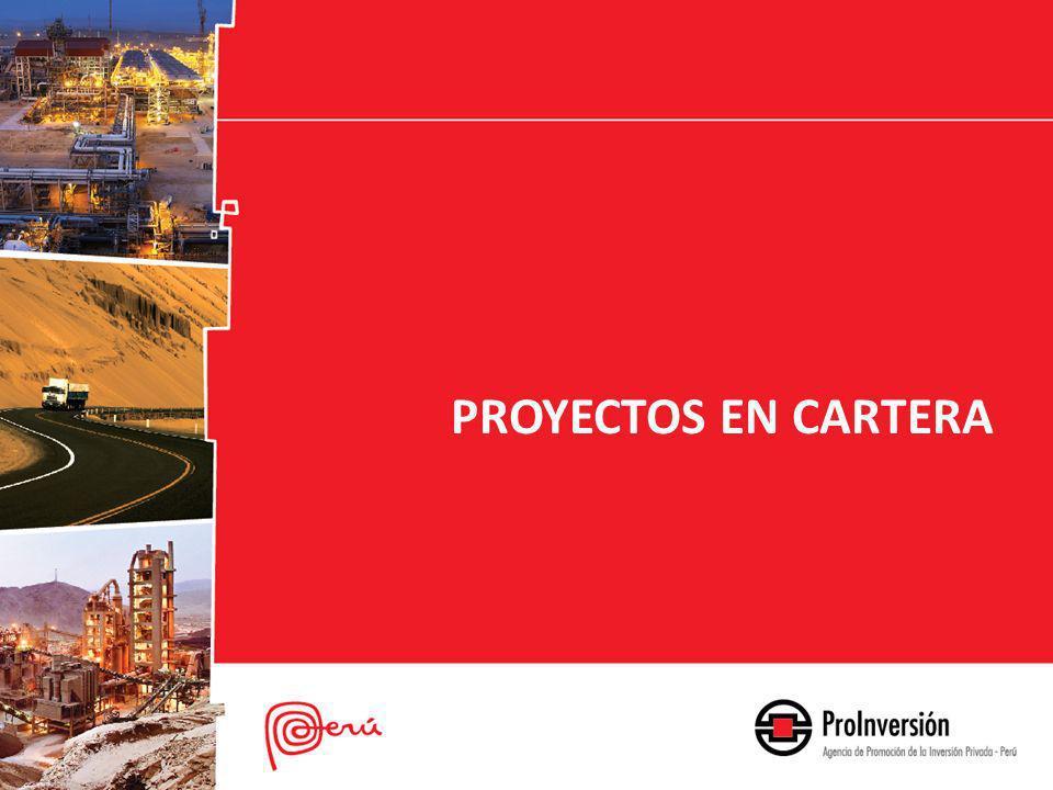 PROYECTOS EN CARTERA