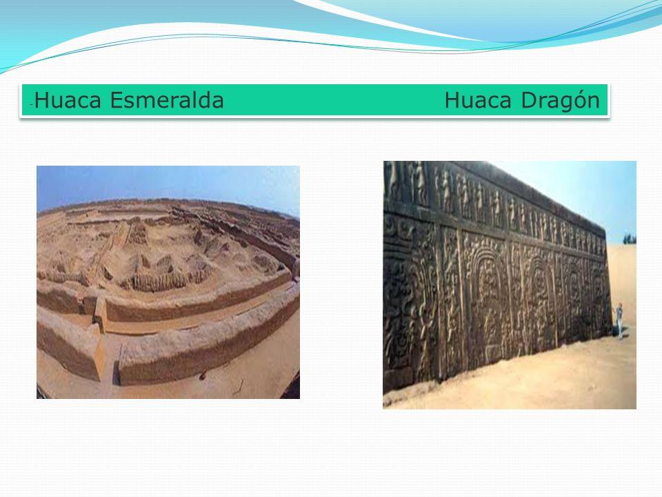 -Huaca Esmeralda Huaca Dragón