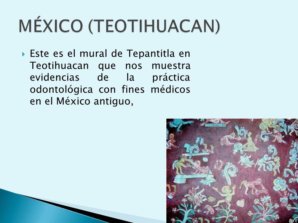 MÉXICO (TEOTIHUACAN)
