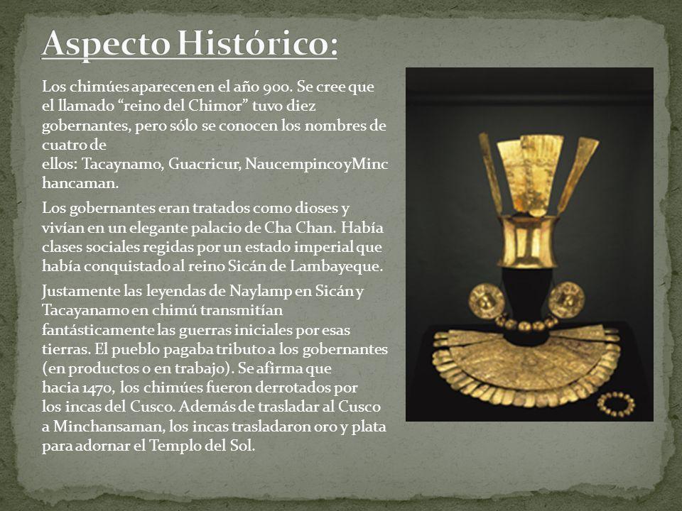 Aspecto Histórico: