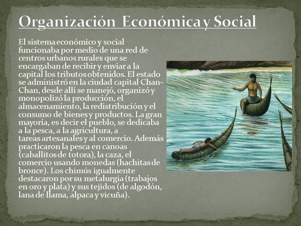 Organización Económica y Social