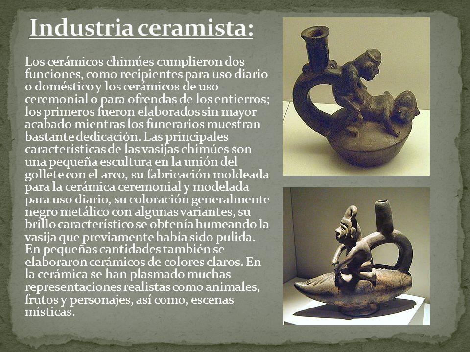 Industria ceramista: