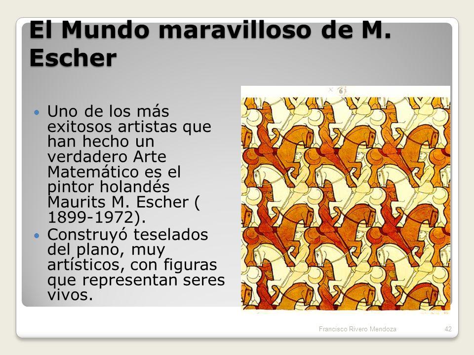 El Mundo maravilloso de M. Escher
